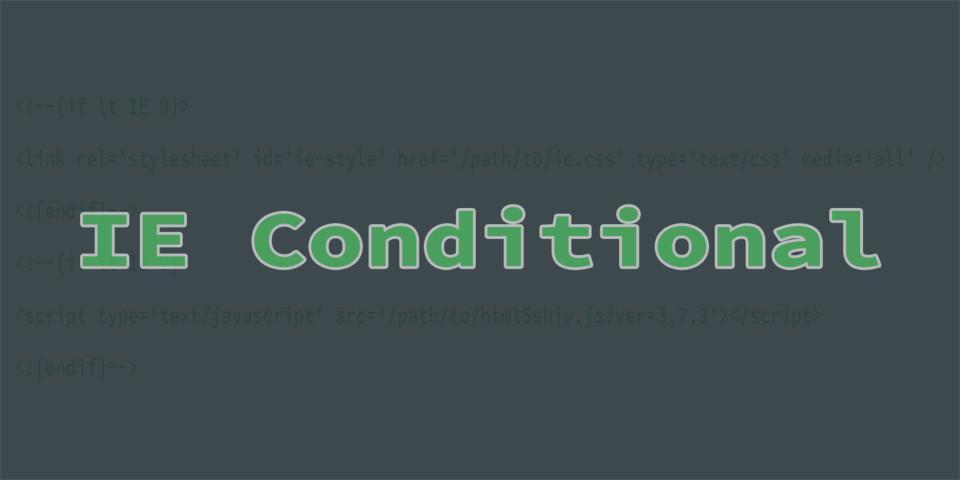 Cara Menambahkan IE Conditional Style dan Script di WordPress