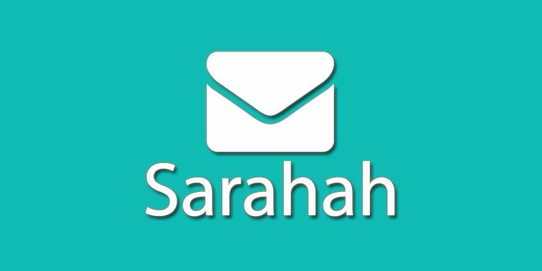 Aplikasi Sarahah
