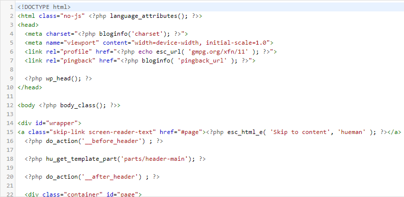 WordPress 4.9 - syntax highlighting