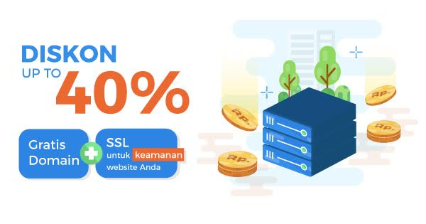 Layanan web hosting Niagahoster