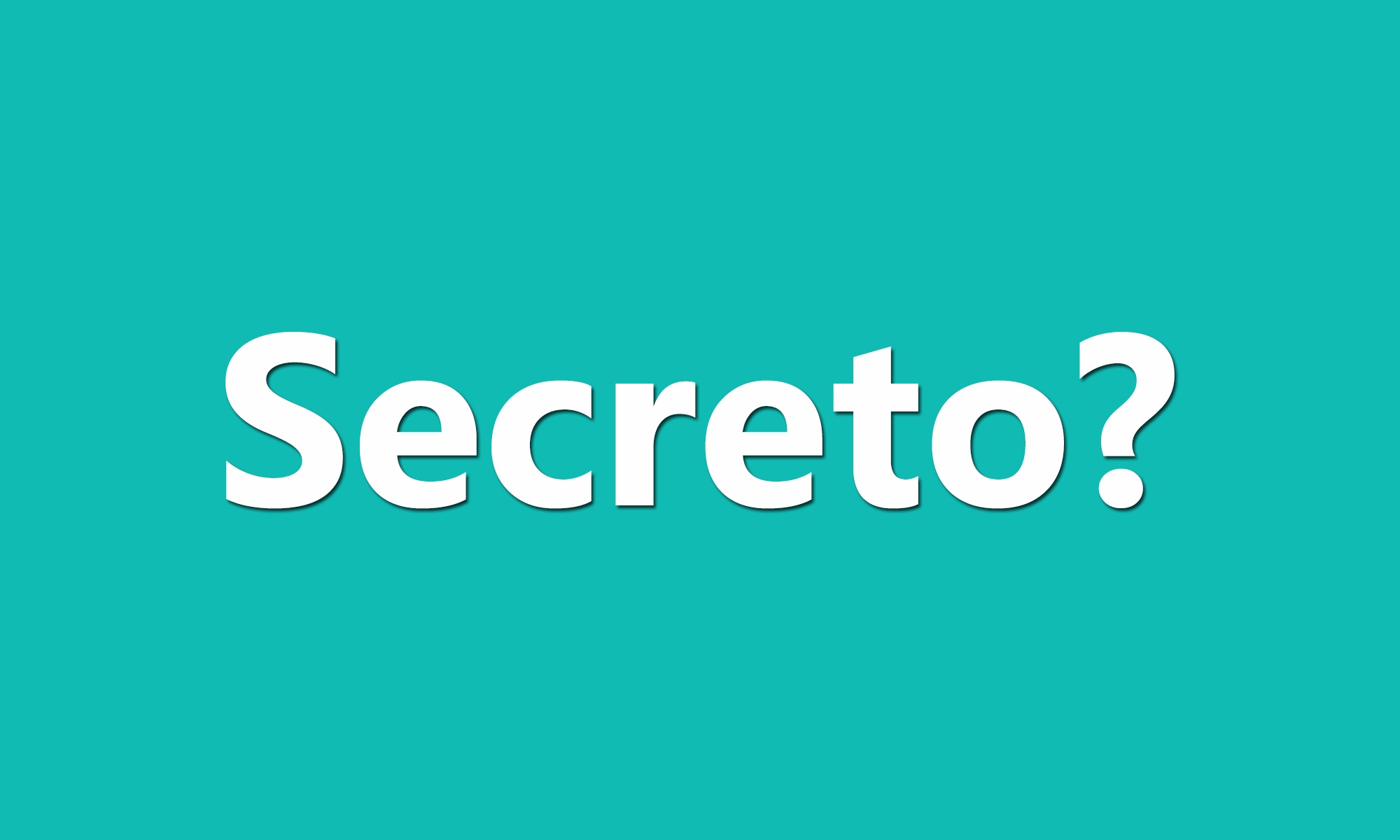 Hal Yang Perlu Diketahui Tentang Situs Secreto